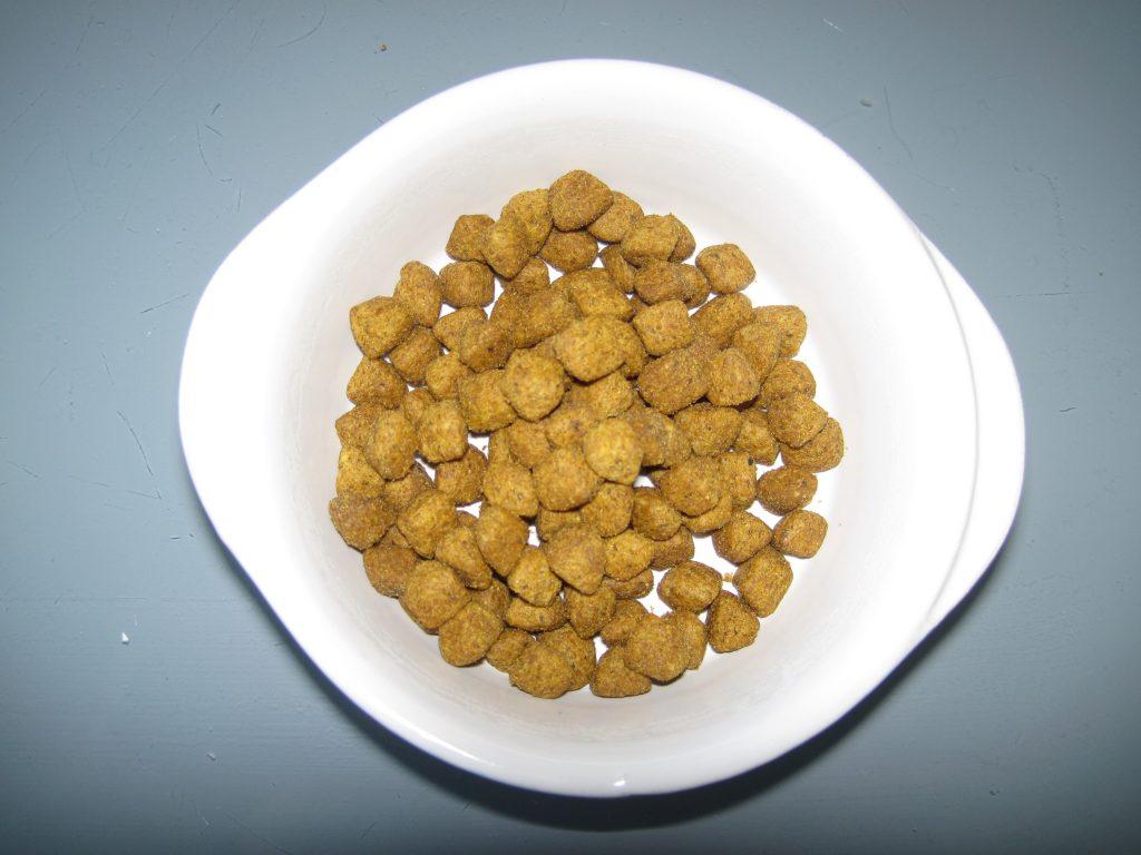 portion de croquettes
