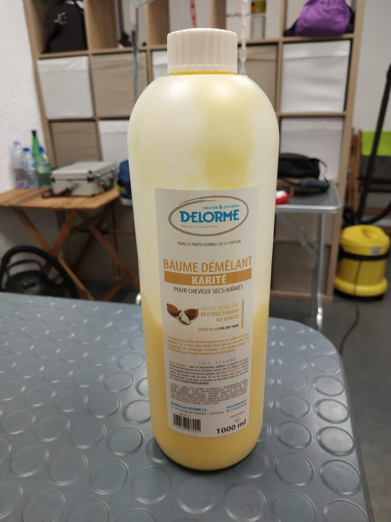 Le beurre de karité peut aider les outils à bien travailler !